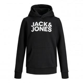 Sweatshirt à capuche enfant Jack & Jones Corp Logo