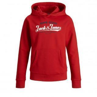 Sweatshirt à capuche enfant Jack & Jones Logo
