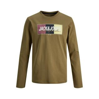 T-shirt manches longues enfant Jack & Jones Mason