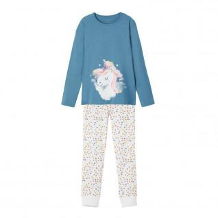 Pyjama fille Name it Licorne