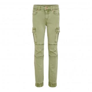 Pantalon cargo fille Only kids Missouri reg life