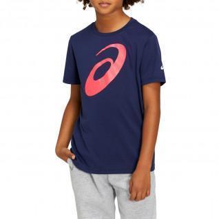 T-shirt enfant Asics U Big Spiral