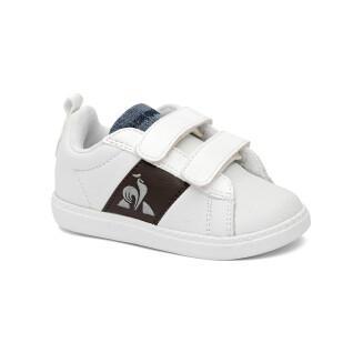 Chaussures bébé Le Coq Sportif CourtClassic