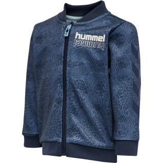 Veste zippée bébé Hummel hmlbaily