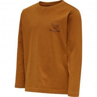 T-shirt enfant manches longues Hummel hmldrei