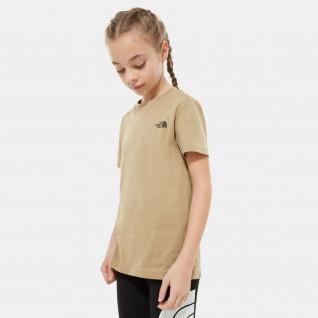 T-shirt enfant The North Face Simple Dome