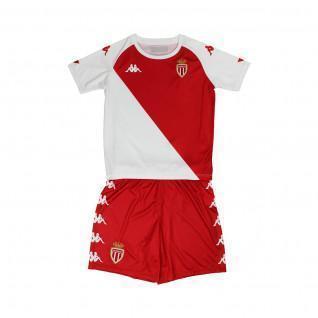 Ensemble domicile enfant AS Monaco 2020/21