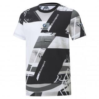 T-shirt enfant Puma BMW MMS Street AOP