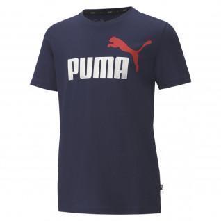 T-shirt enfant Puma ESS 2 Col Logo B