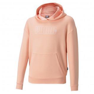 Sweatshirt fille Puma Rebel TR G