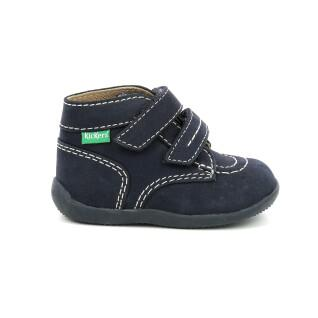Chaussures bébé Kickers Bonkro