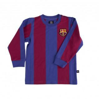 Maillot domicile manches longues baby Barcelone