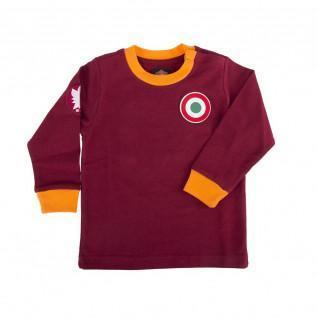 Maillot domicile manches longues baby AS Roma
