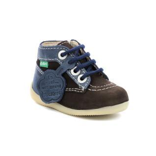 Chaussures bébé Kickers Bonzip