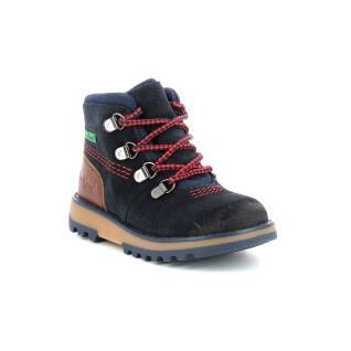 Chaussures enfant Kickers Kicknature