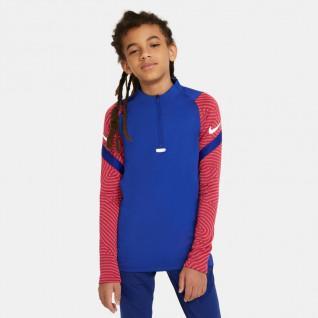 Haut d'entraînement enfant Nike Dri-Fit Strike