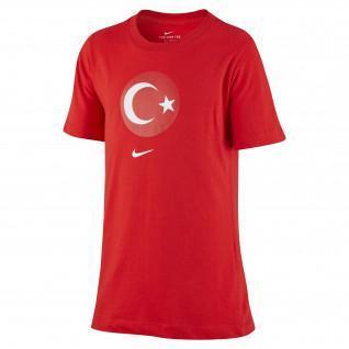 T-shirt enfant Turquie Evergreen