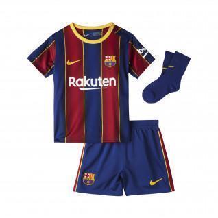 Ensemble bébé domicile FC Barcelone 2020/21