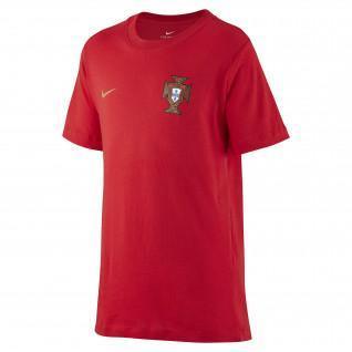 T-shirt enfant Portugal Coton