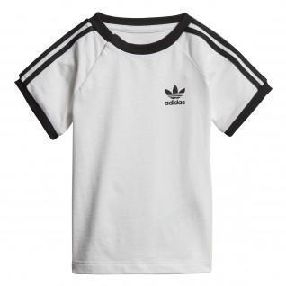 T-shirt baby adidas 3-Stripes Trefoil