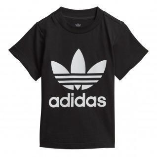 T-shirt baby adidas Trefoil