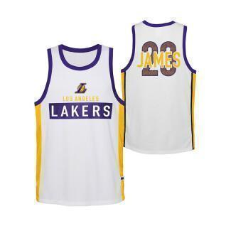 Maillot enfant Los Angeles Lakers Dominate Shooters Lebron James