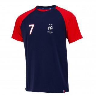 T-shirt enfant FFF Player Griezmann N°7