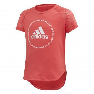 T-shirt fille adidas Bold