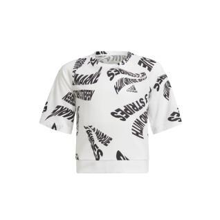 T-shirt fille adidas Primegreen Move
