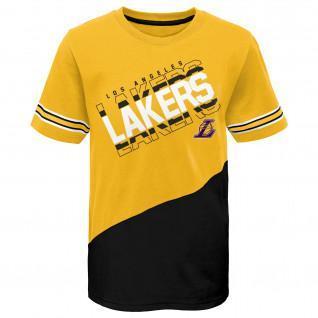 T-shirt enfant Outerstuff Los Angeles Lakers