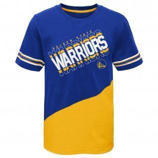 T-shirt enfant Outerstuff Golden State Warriors