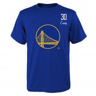 Maillot enfant Outerstuff NBA Golden State Warriors Stephen Curry