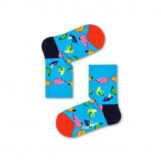 Chaussettes enfant Happy Socks Banana