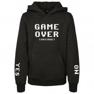 Sweatshirt enfant Mister Tee game over