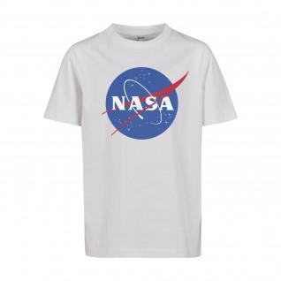 T-shirt enfant Mister Tee nasa insigne
