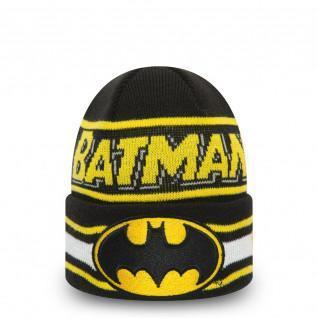 Bonnet enfant New Era Batman DC Character Knit