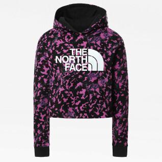 Sweatshirt à capuche fille The North Face Court Drew Peak