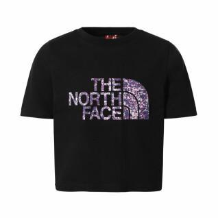 T-shirt fille The North Face Easy Cropped