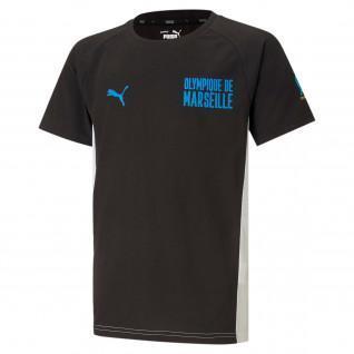 T-shirt enfant OM Evostripe 2020/2021