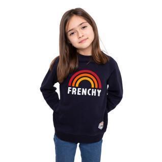 Sweatshirt col rond enfant French Disorder Frenchy