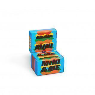 Chaussettes enfant Happy Socks Burger Set