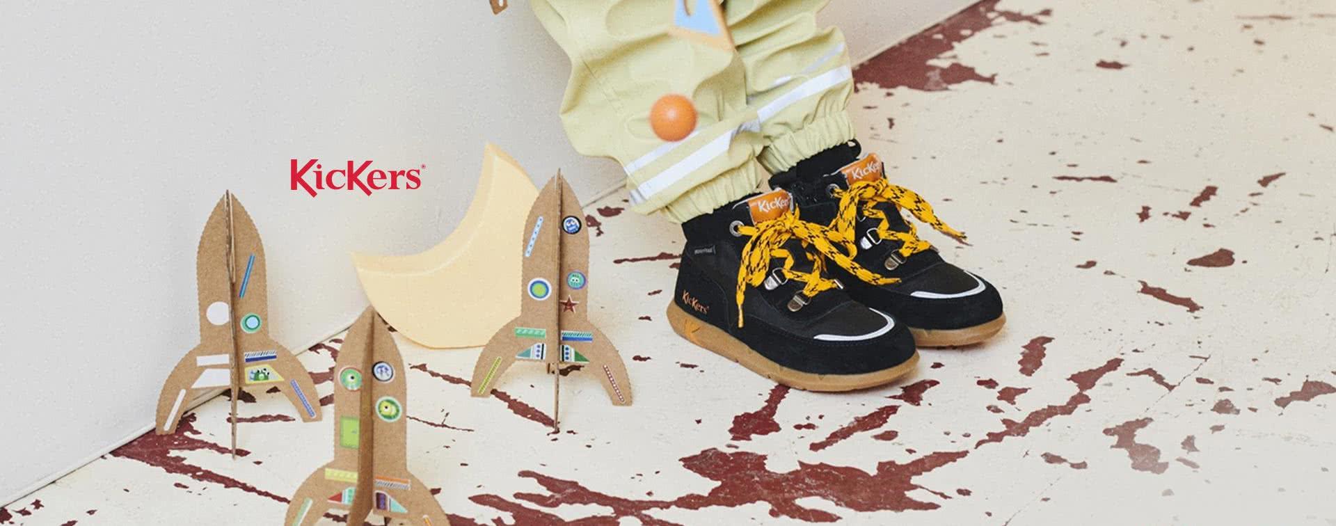 Chaussures Kickers Enfants